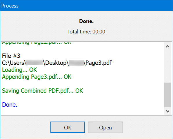 how to combine pdf files for free