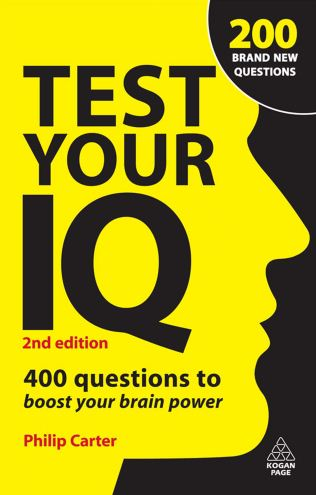 test your iq 400 questions to boost your brainpower pdf