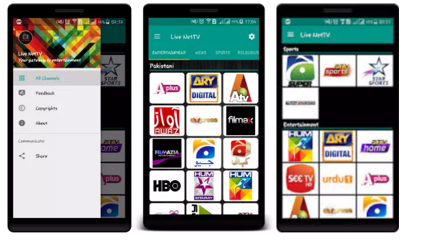 application for iphone similar to live nettv