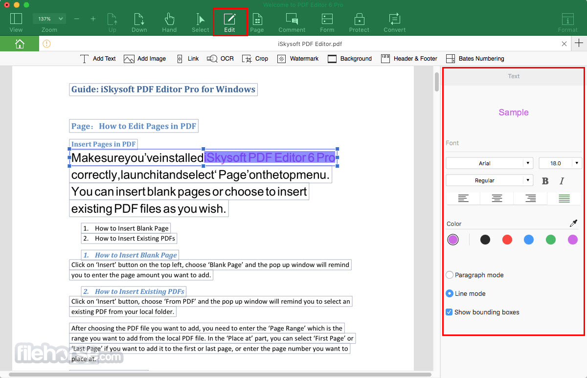 best office to pdf tool