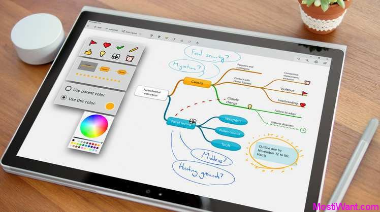 mind mapping application free download for windows