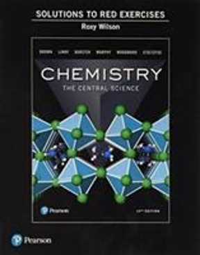 chemistry the central science twelvth edition solution manual