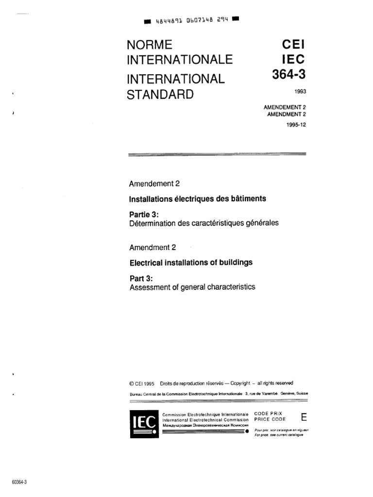iec 60364 pdf free download