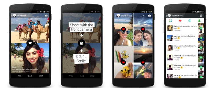 best free camera application for android for taking videos