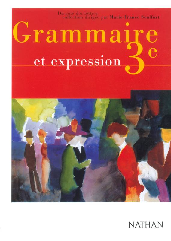 orthographe et expression edition 2009 nathan pdf