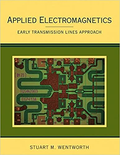 pdf applied electromagnetics early transmission lines approach