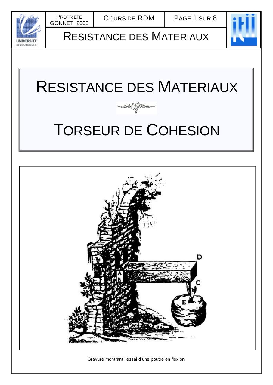 torseur de cohesion filetype pdf